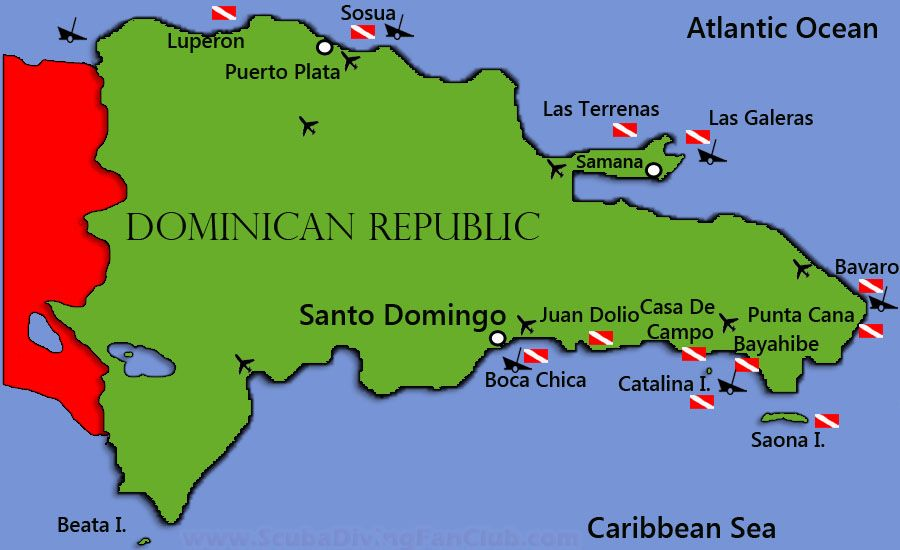 Dominican republic issue exciting world travels a trip to dominican republic issue exciting world travels publicscrutiny Images
