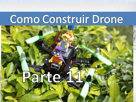 Como Construir Drone Casero Paso A Paso - Diatone Blade 150 Build Parte 11 - VideoTutoriales - MUNDO DRON