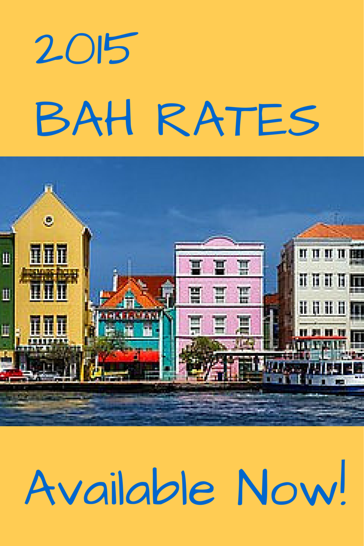 2015 bah rates are out what s happening in your area army stuff
