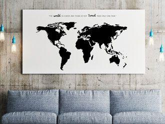 Tableau carte du monde | Divers | Pinterest | Tableau carte du