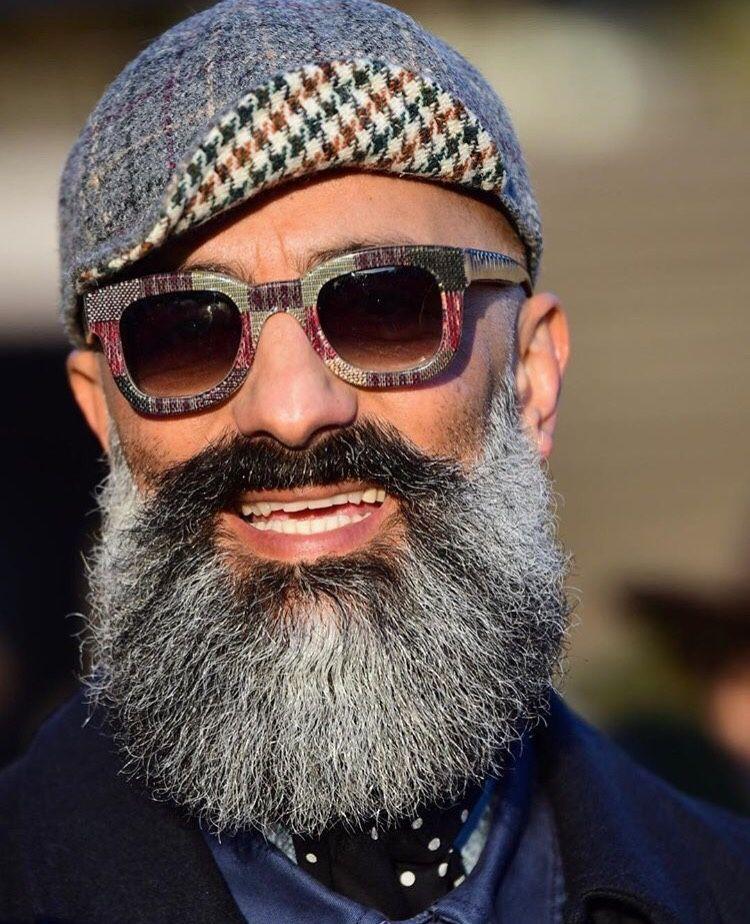 77 best black men beard styles amp mustache styles for 2019 - 750×924