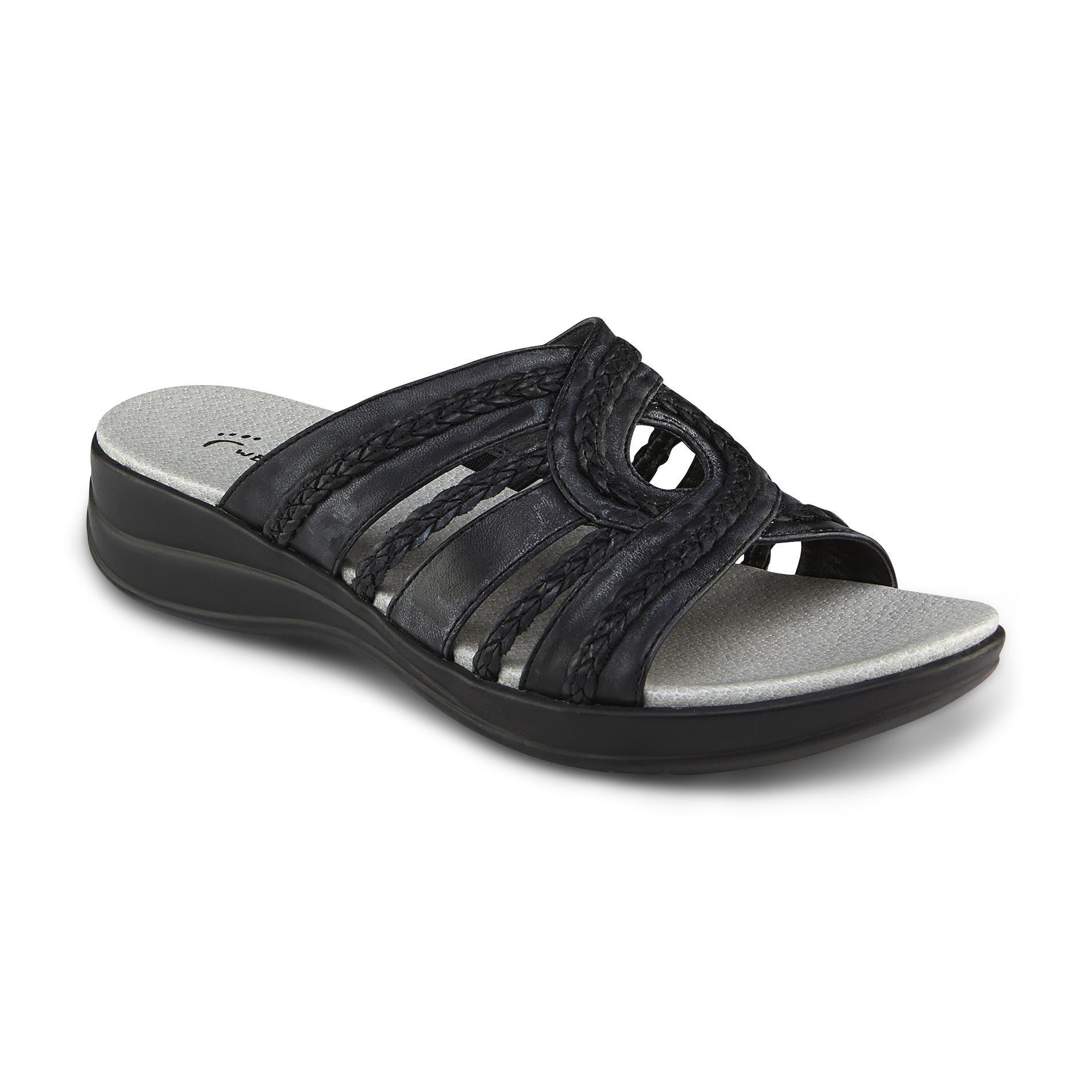 wear ever slide sandal sandals sears