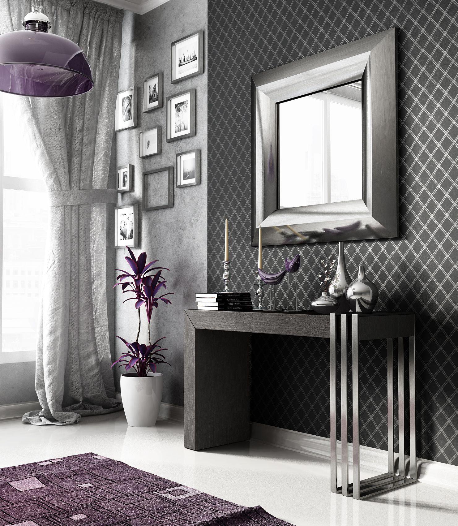 Recibidores o consolas de entrada franco furniture el toque de elegancia para dar la - Recibidores de entrada ...