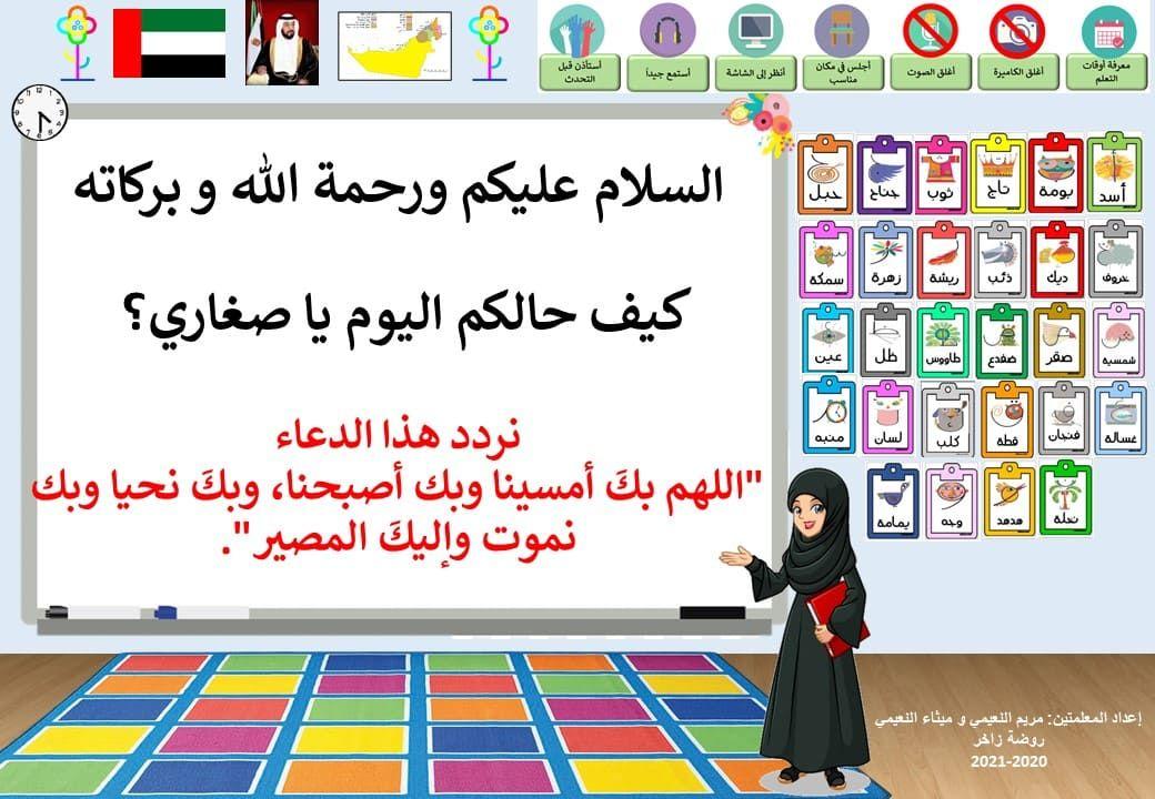 بوربوينت تعليم الأطفال حرف الباء مع كلمات بصرية مختلفة Avl