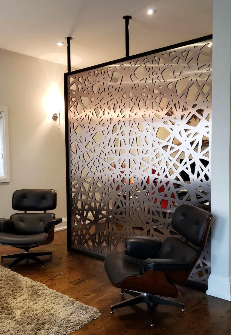 Panel Wall Room Dividers Room Divide Decorative Wall Etsy In 2021 Wall Partition Design Decorative Room Dividers Walls Room