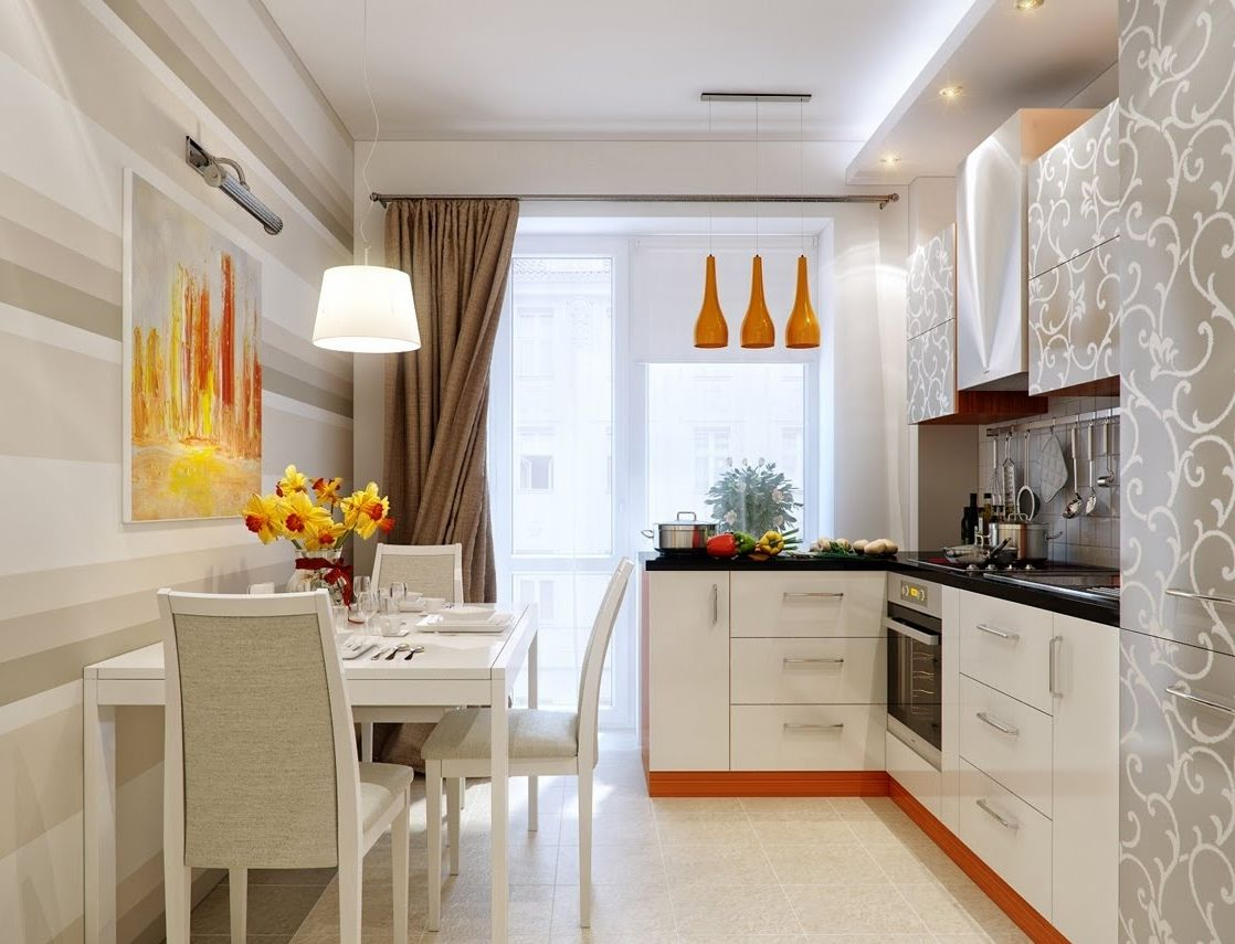 Love the orange toekick essential tips for a perfect kitchen