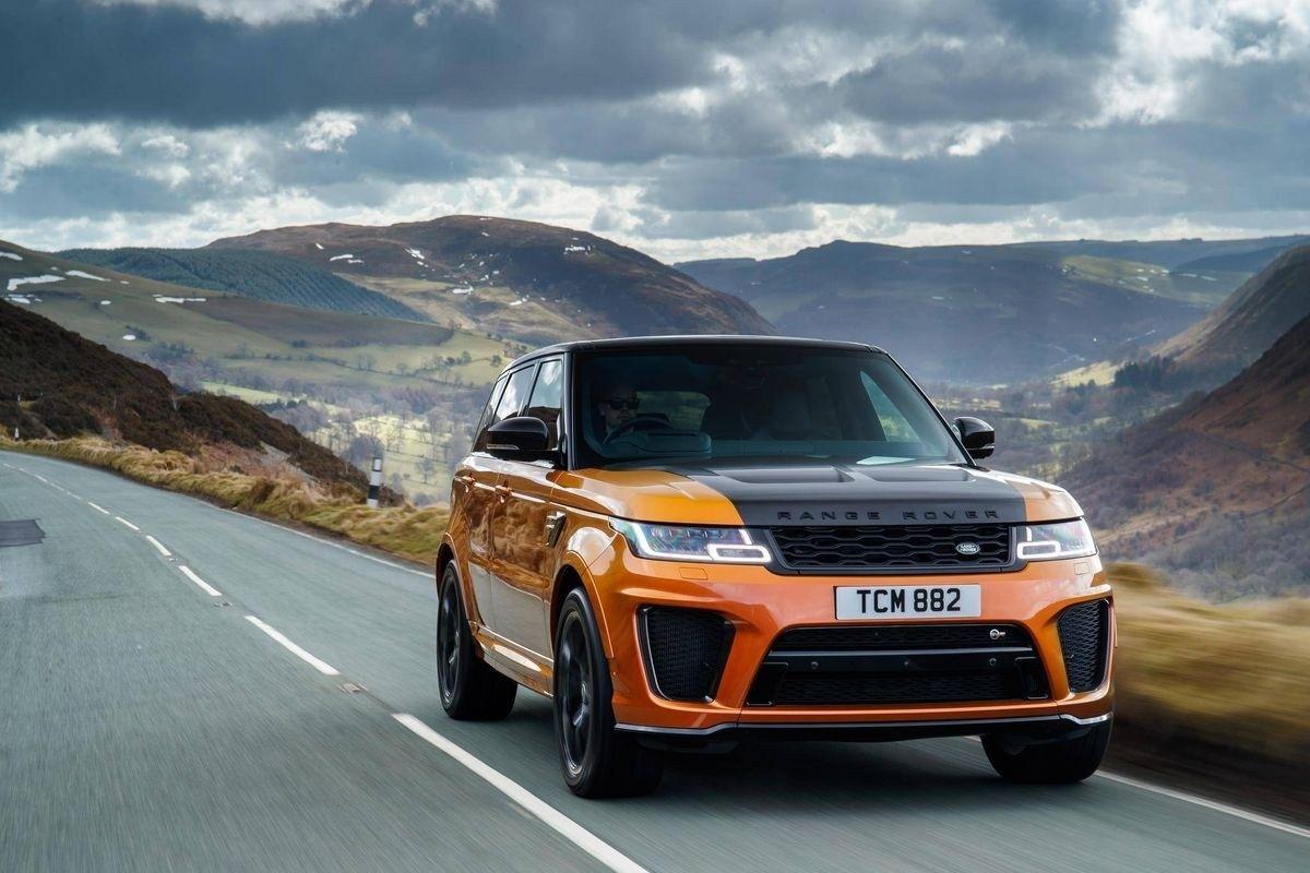 Best 2020 Range Rover Velar Svr Exterior Range rover