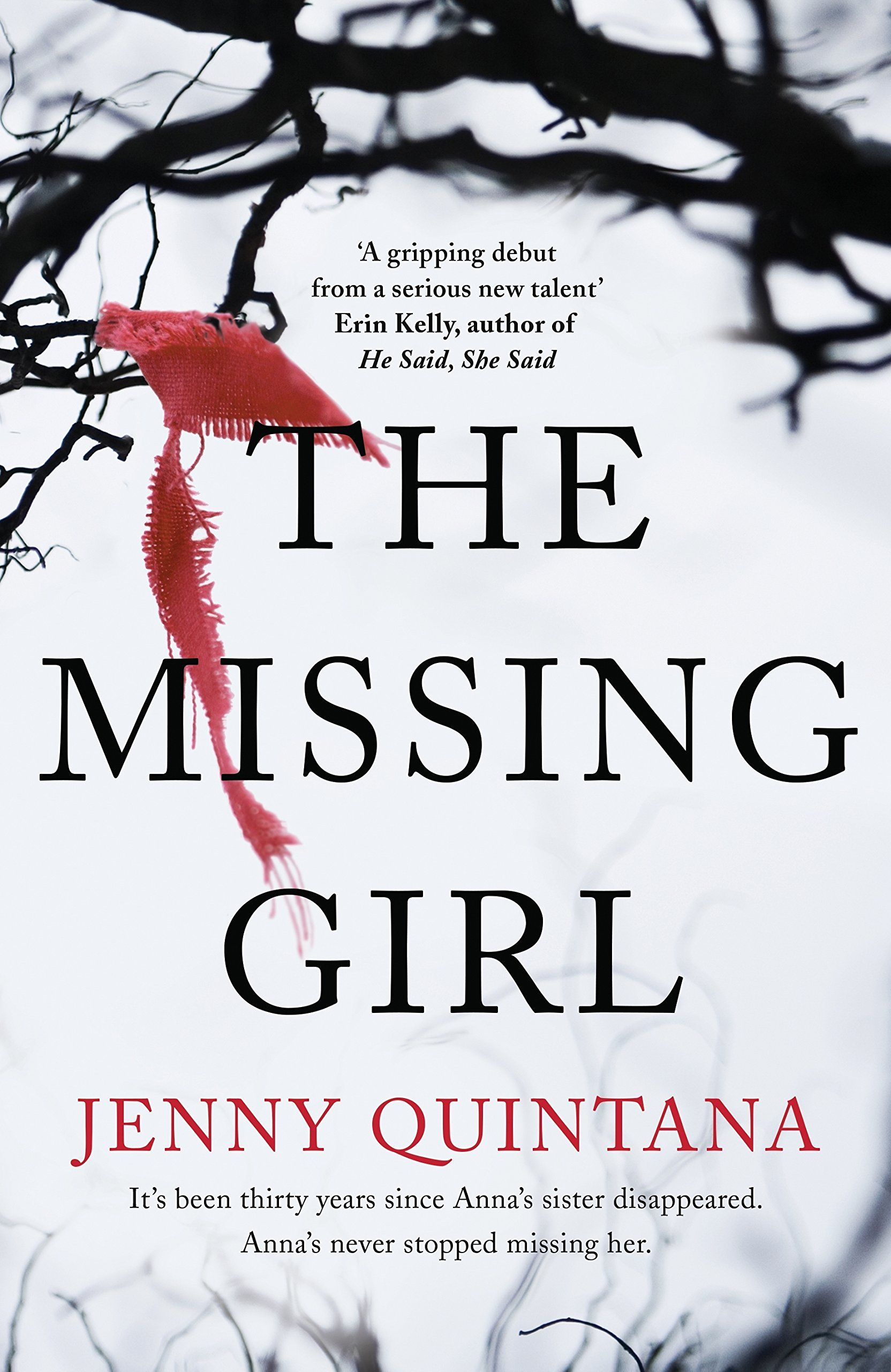 The Missing Girl By Jenny Quintana On The Longlist Of The Author S