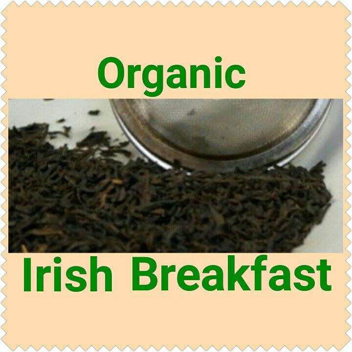 Our Daily Tea: Irish Breakfast Tea!! This robust organic tea is just the start you need for your day! Try today (7/19/16) order http://lifethymebotanicals.com/shop/tea/irish-breakfast-tea/ #organic #shopsmall #sample #irish