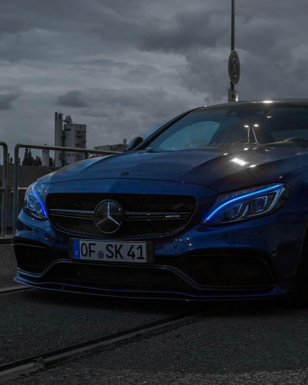 Mercedes Amg C63s C205 Samochody