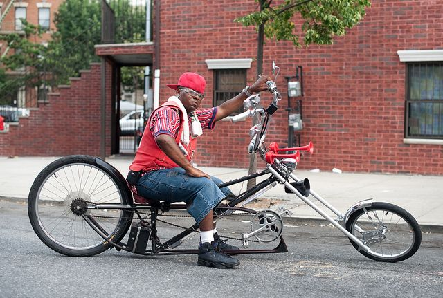 Lowrider East New York Brooklyn Bicycling Low Rider And Wheels