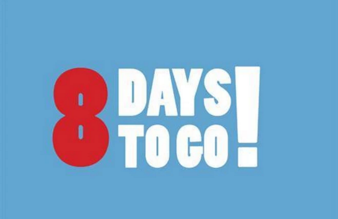 8 days to go until this term is over ) Take a smile