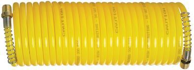 A long compressor hose, which you can find at most hardware stores
