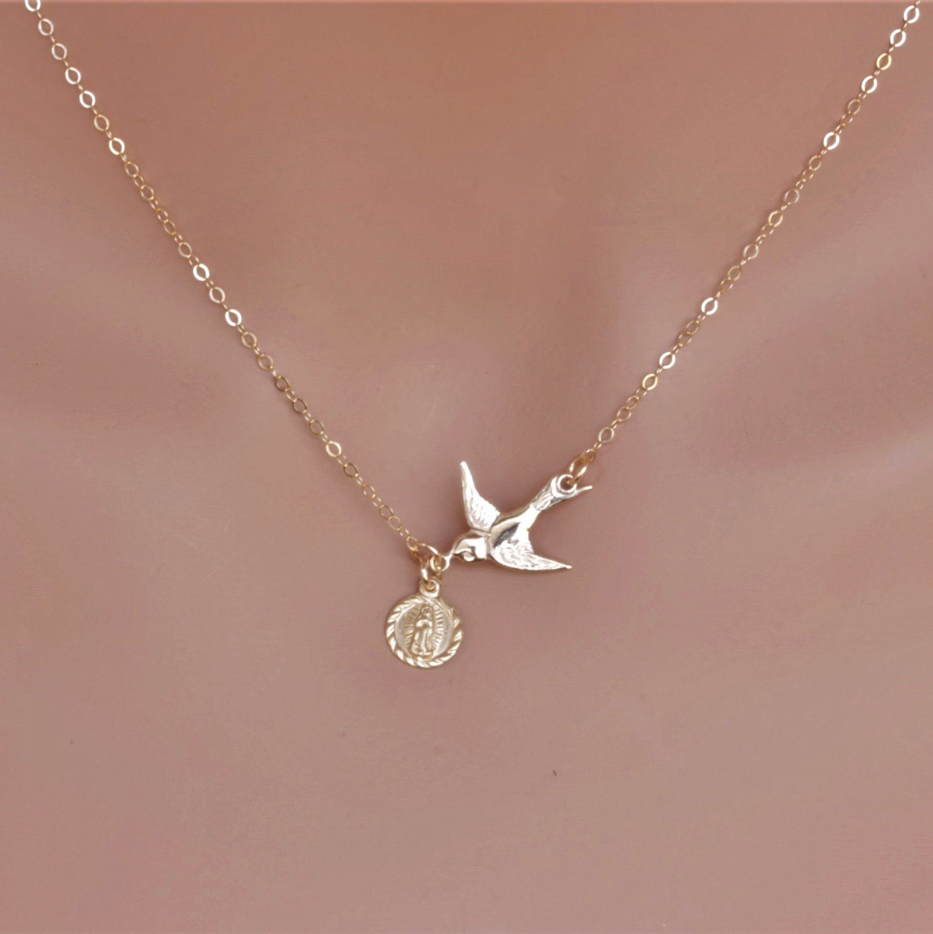 Confirmation gift girl - confirmation gifts for girls - catholic confirmation gift - confirmation sponsor gift - confirmation necklace