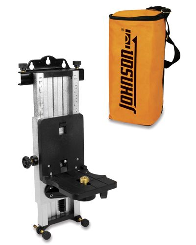 Johnson Level 40 6304 Multi Function Mount For Rotary Lasers Install Drop Ceiling Laser Levels Home Depot