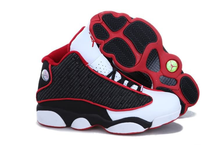 becd1e16837de5 ... clearance womens air jordan 13 xiii retro red black white 18830 1c362