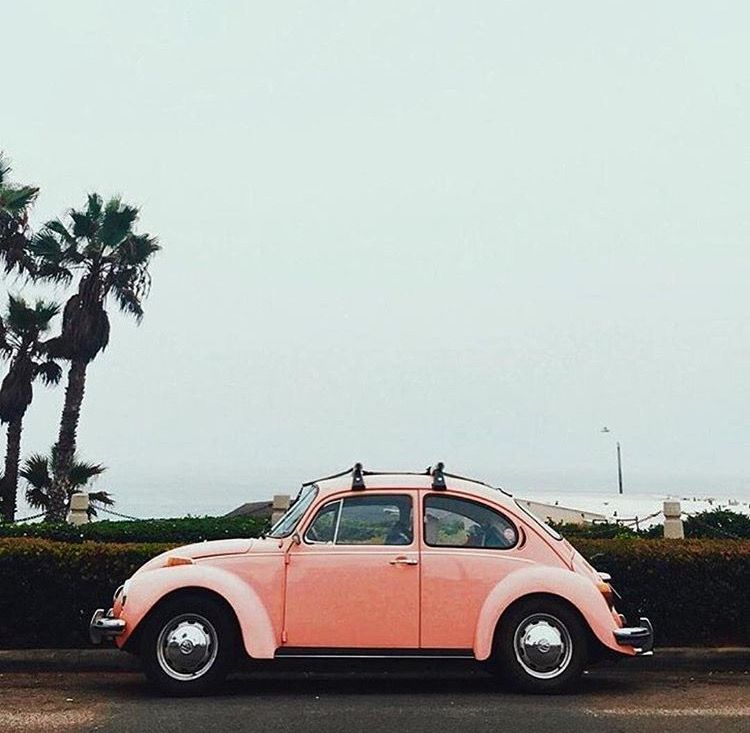 Volkswagen Beetle Retro 4k Hd Wallpaper: Pinterest: Sophiebo14