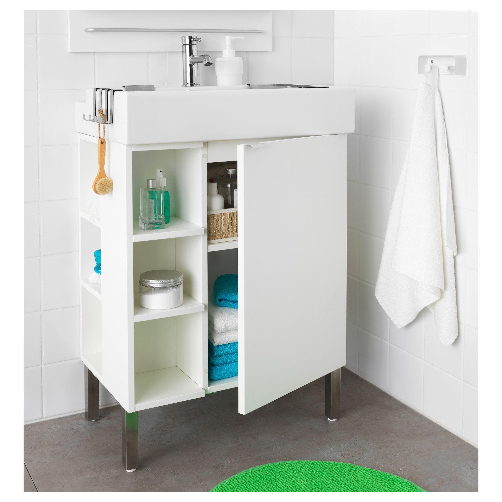 Furniture and Home Furnishings Ikea, Small bathroom,