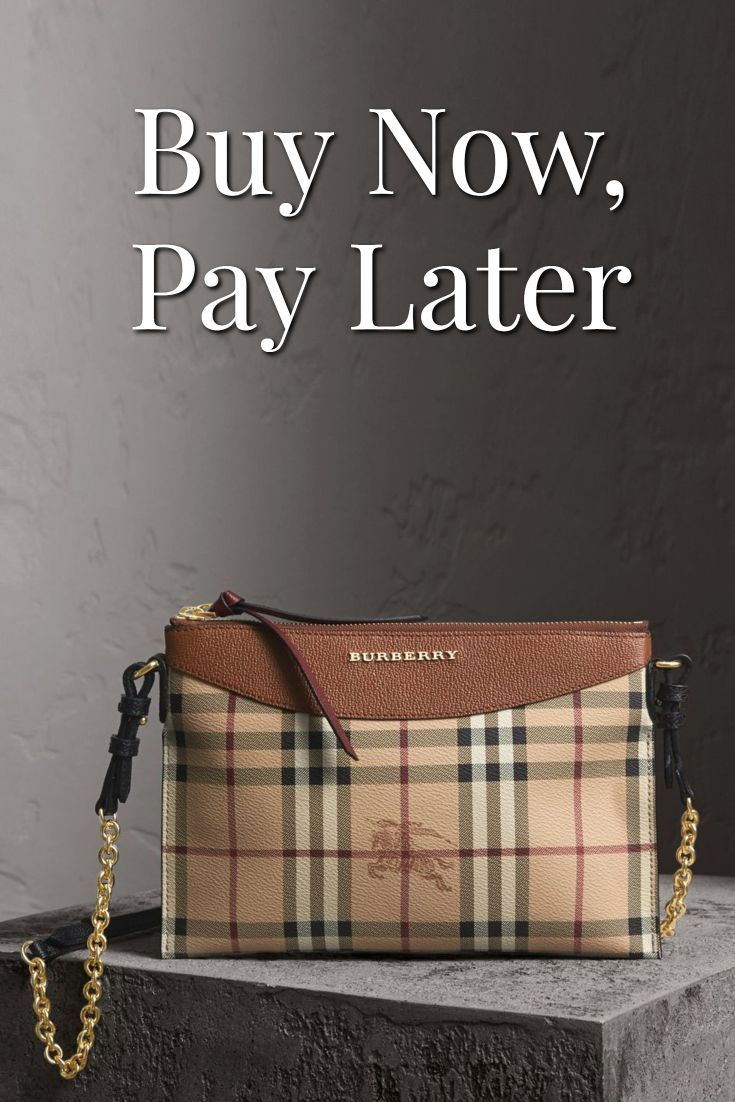 New Preloved Burberry Handbags To Buy Now Pay Later – Online Shopping Sites With Payment Plans