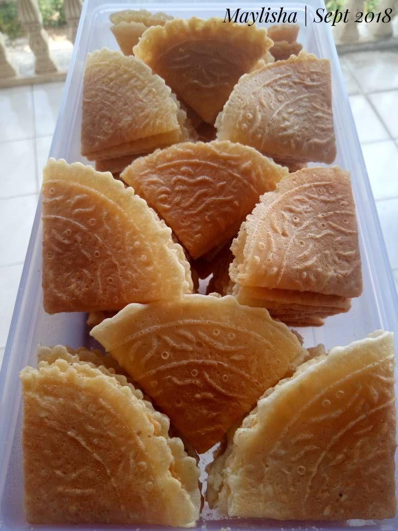 Resep Kue Kapit Kue Semprong Oleh Maylisha Resep Resep Kue Resep Kue