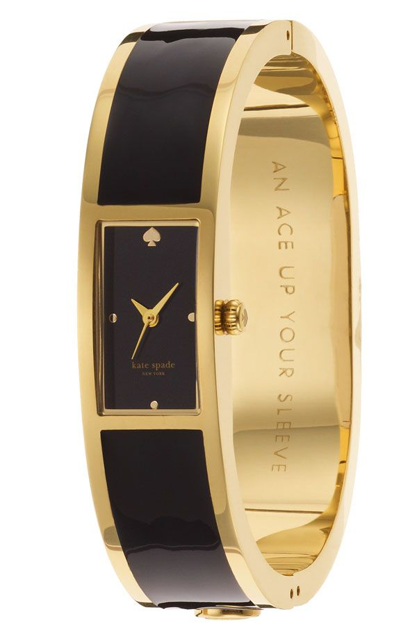 Kate Spade Timepiece Bangle Watch In 2019