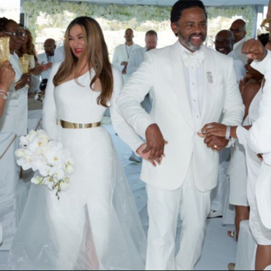 Pin By Kym Ladybug Wms On Boiled Egg Diet Celebrity Wedding Photos Celebrity Weddings Tina Knowles