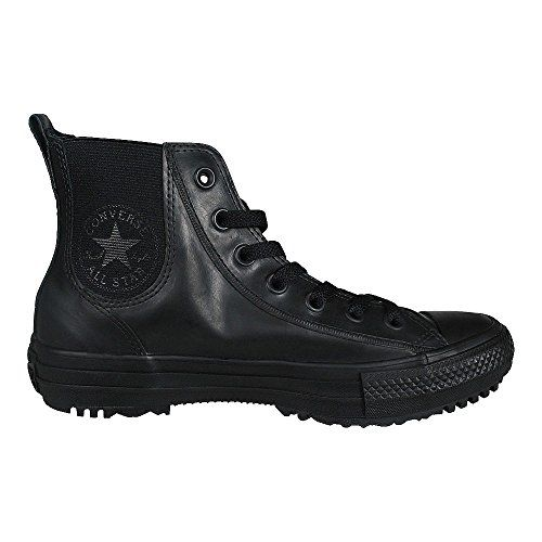 5d78ca59dc0b10 Converse Womens Chuck Taylor All Star Rubber Chelsee Boot 10 Black     More  info could be found at the image url.(This is an Amazon affiliate link)