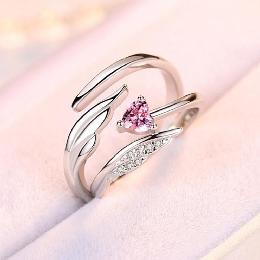 Brand Name: NEHZYMetals Type: alloyMetal Stamp: ,SterlingOrigin: CN(Origin)Gender: WomenMain Stone: ZirconFine or Fashion: FineSetting Type: Prong SettingSide Stone: Other Artificial materialItem Type: RingsModel Number: w40Shape\pattern: HeartStyle: ClassicCertificateType: Third Party AppraisalRings Type: Wedding Bandsis_customized: NoOccasion: party
