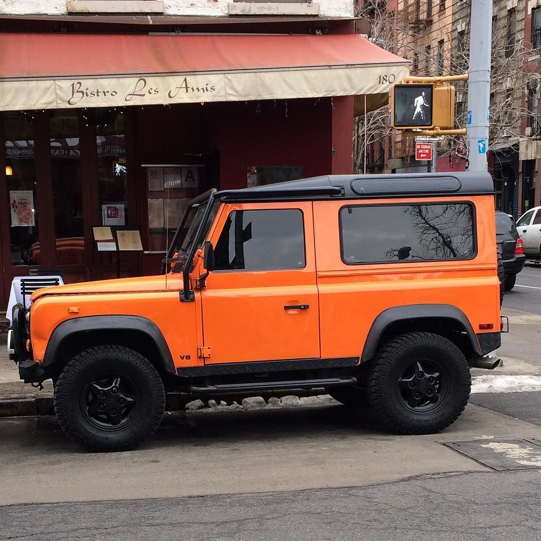 Land Rover Defender Is One Of The Dopest Suv S