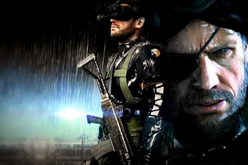 General 1920x1080 Video Games Metal Gear Solid V Ground Zeroes