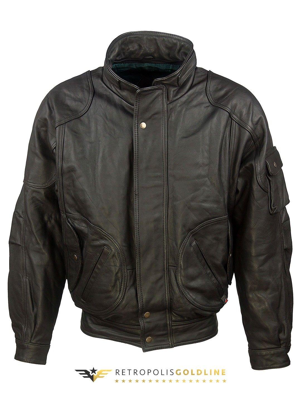 Vintage Hein Gericke Cruiser Biker Jacket L, Loose Fit