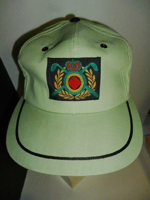 8eb676c0c19 Mens Vintage YA Young An Golf Hat Ball Cap Sportsman Outdoor Snapback S M   YoungAnYA  BaseballCap