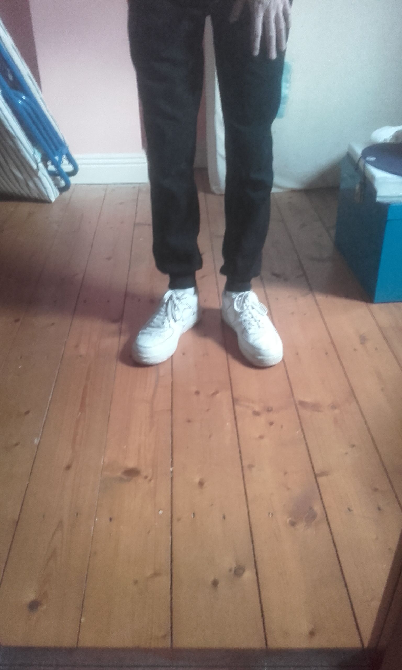 nike air force 1 with chinos