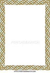 Image Result For Celtic Knot Border Celtic Knot Tattoo Celtic Border Celtic Art