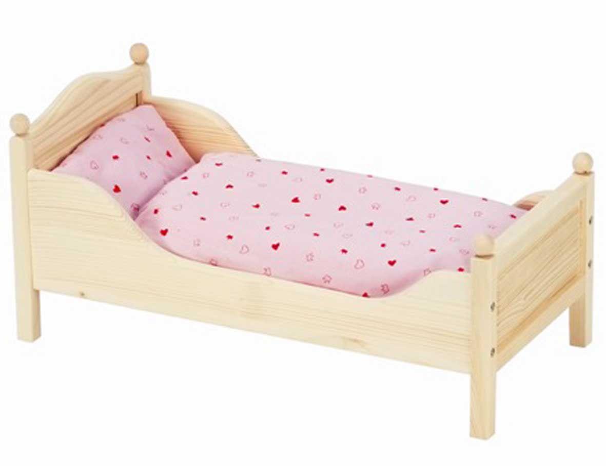 Картинка кровать маленькая