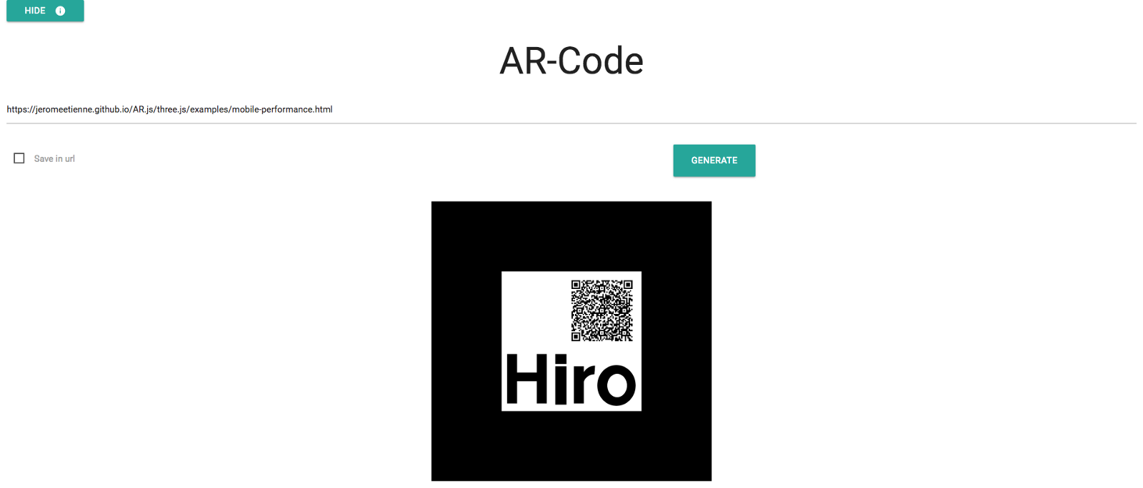 Augmented Reality system through QR Code on Android | Augmented
