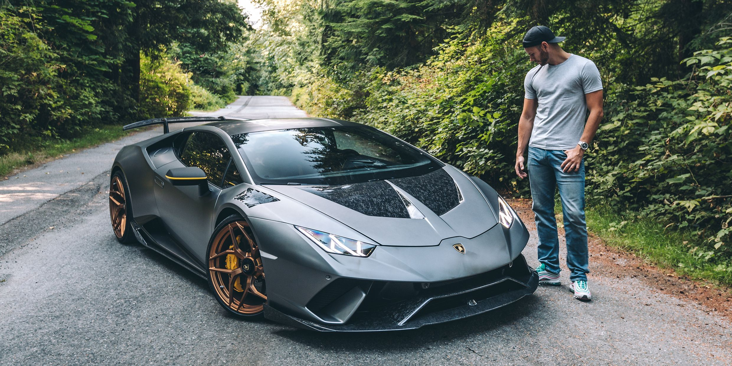 An Inspiring Story And An Inspired Supercar Lamborghini Huracan Lamborghini Huracan Price Super Cars