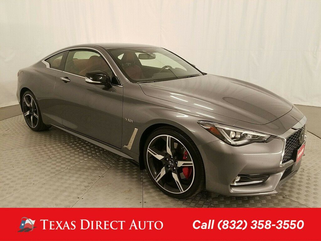 Used 2019 Infiniti Q60 Red Sport 400 Texas Direct Auto 2019 Red Sport 400 Used Turbo 3l V6 24v Automatic Awd Coupe 2020 In 2020 Awd Infiniti Turbo