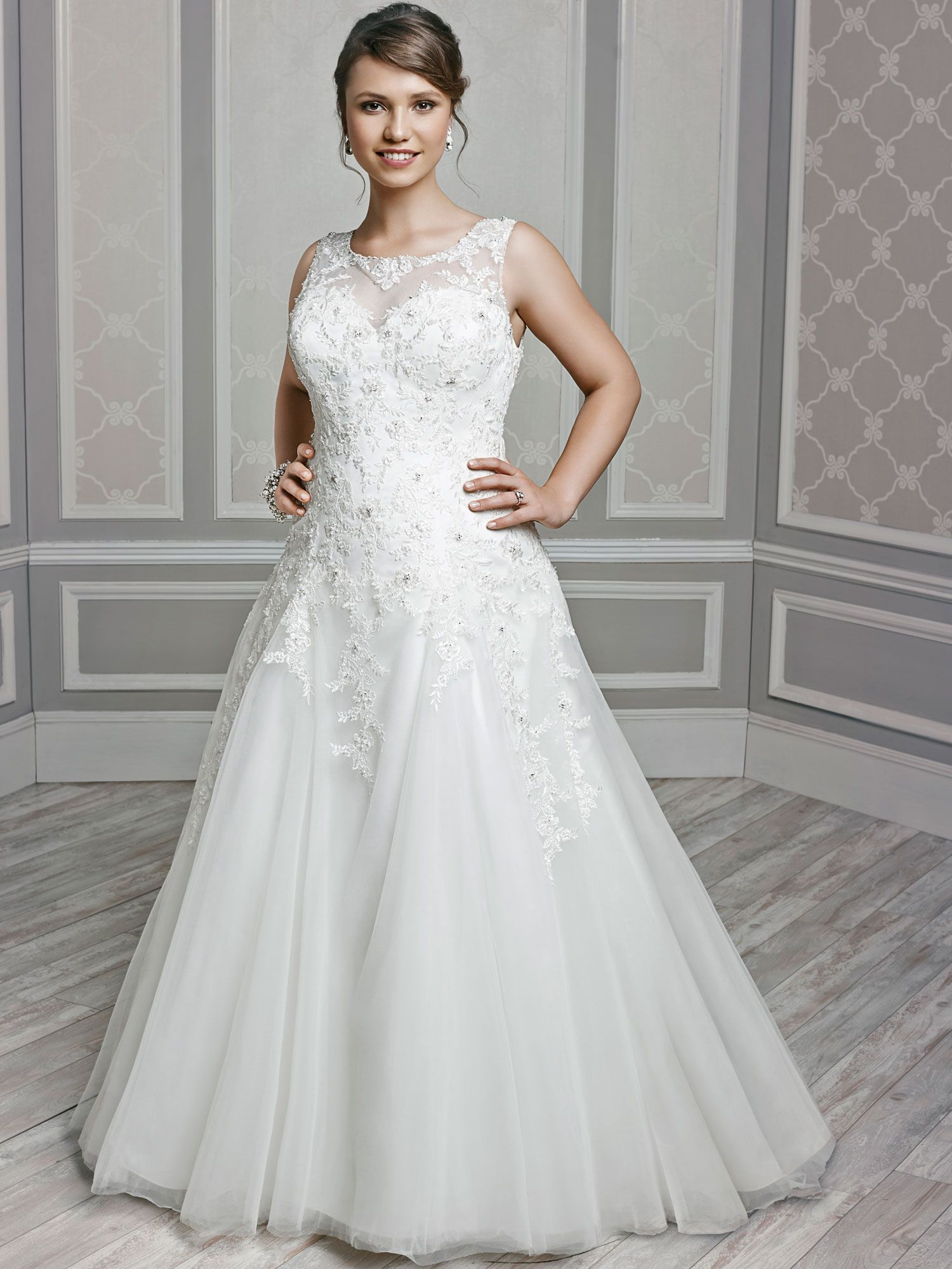 Femme by Kenneth Winston Style 3380 | gorgeous gowns for our curvy ...