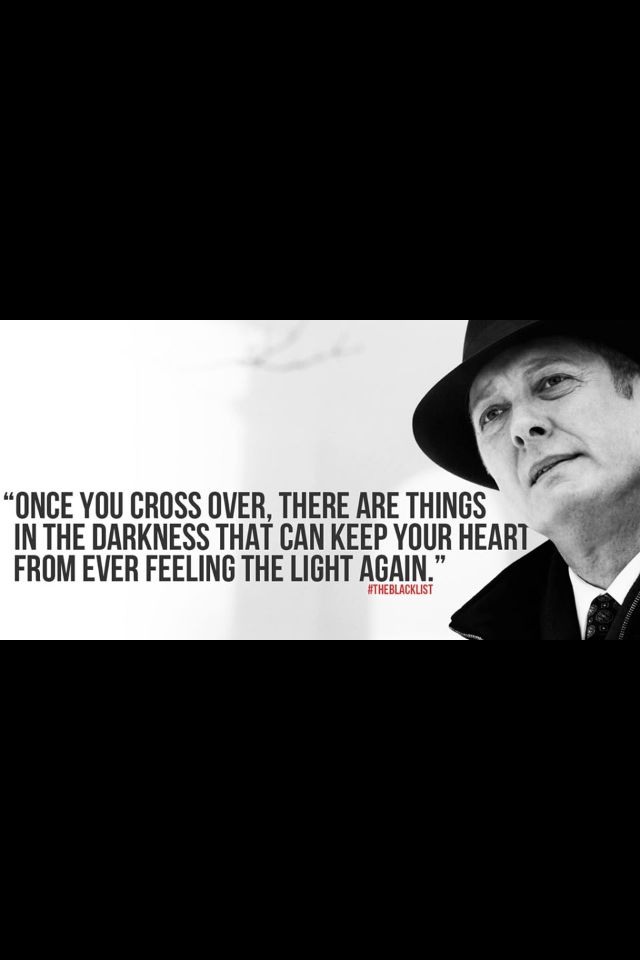 The Blacklist- can't tell you how much I love this show!!!!