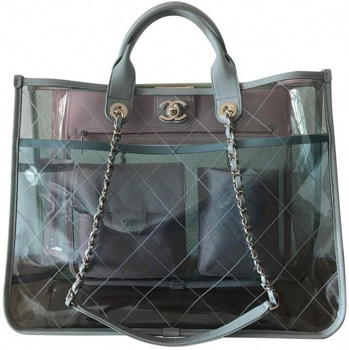 06dd2f1800ca Large shopping bag PVC