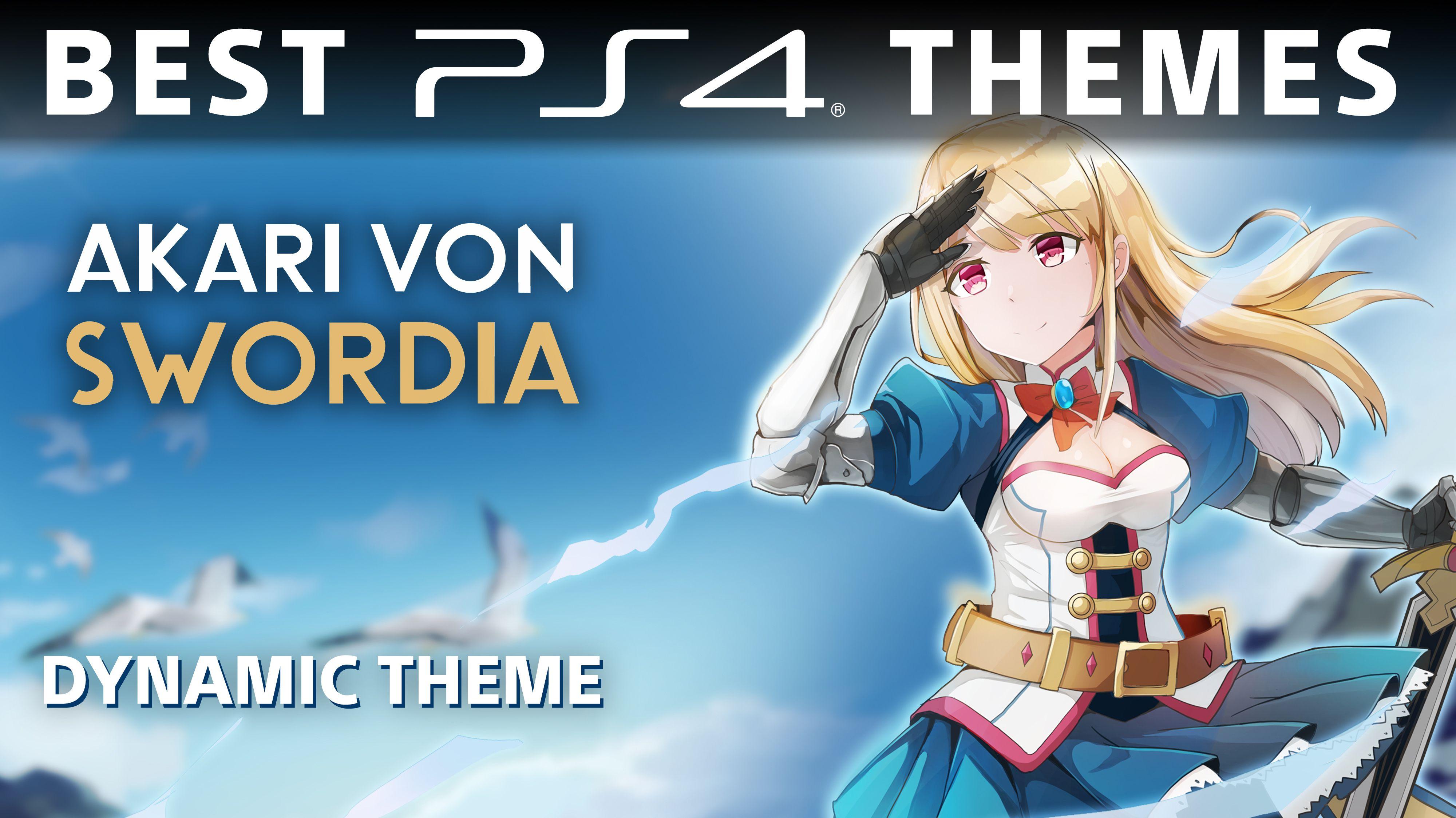 Akari von swordia dynamic theme only on playstation buy https