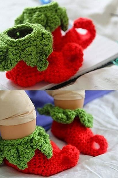Free Crochet Christmas Slippers Youll Love These Ideas Crochet