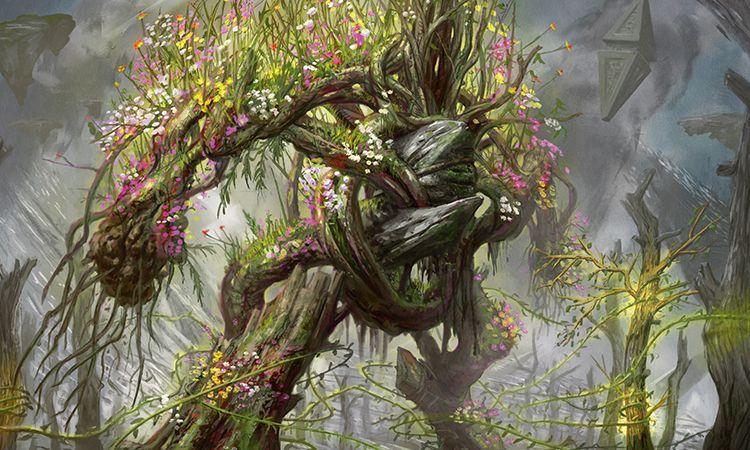 Image result for mtg greenwarden of murasa art