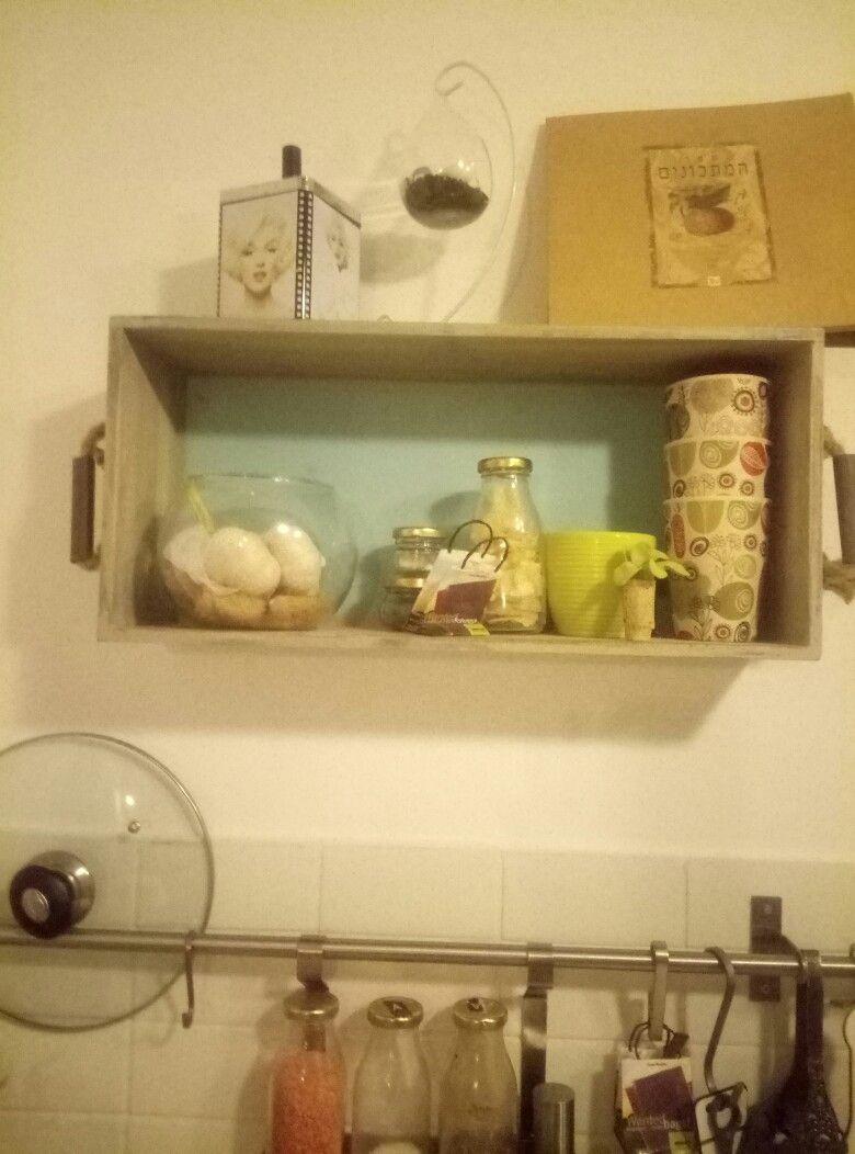 Wall shelf kitchen | diy home decor | Pinterest | Shelves, Kitchens ...