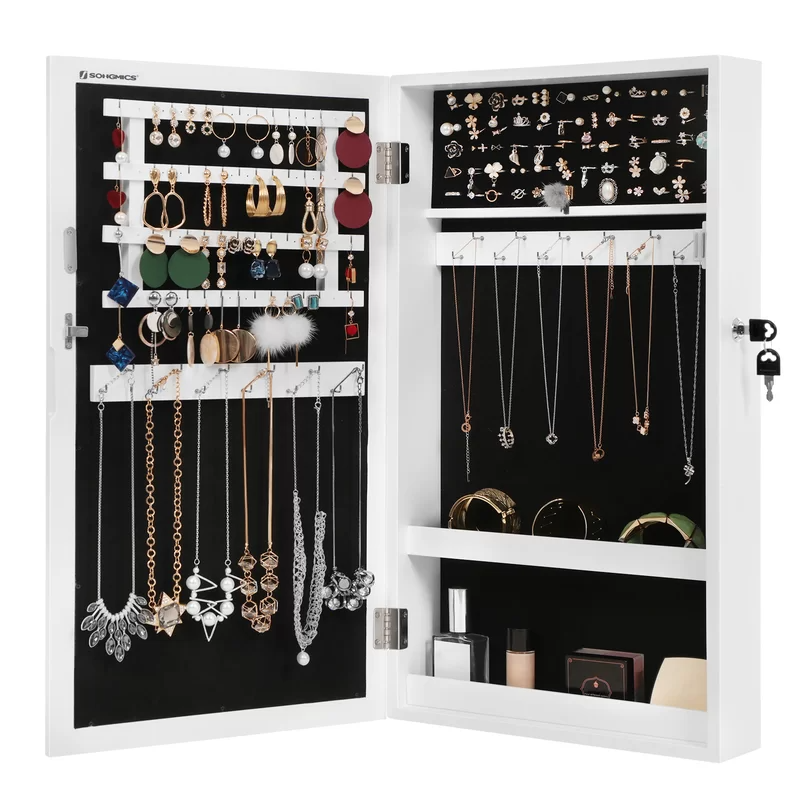 24++ 3 in 1 jewelry armoire viral