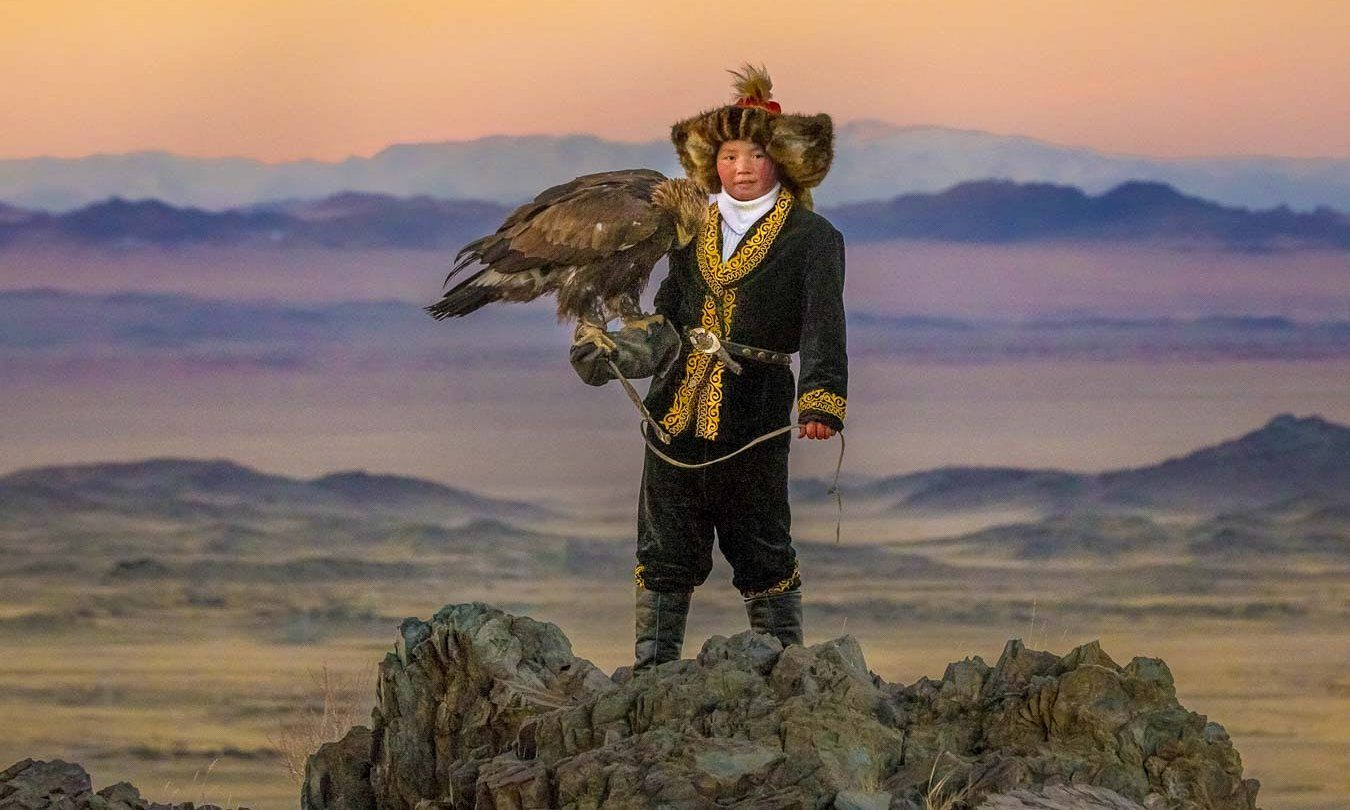 The Eagle Huntress review Kazakh falconry was never so