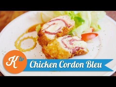 Youtube Chicken Cordon Bleu Koki Resep