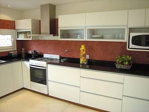Alacenas de melamina color wengue buscar con google cocinas - Buscar muebles de cocina ...