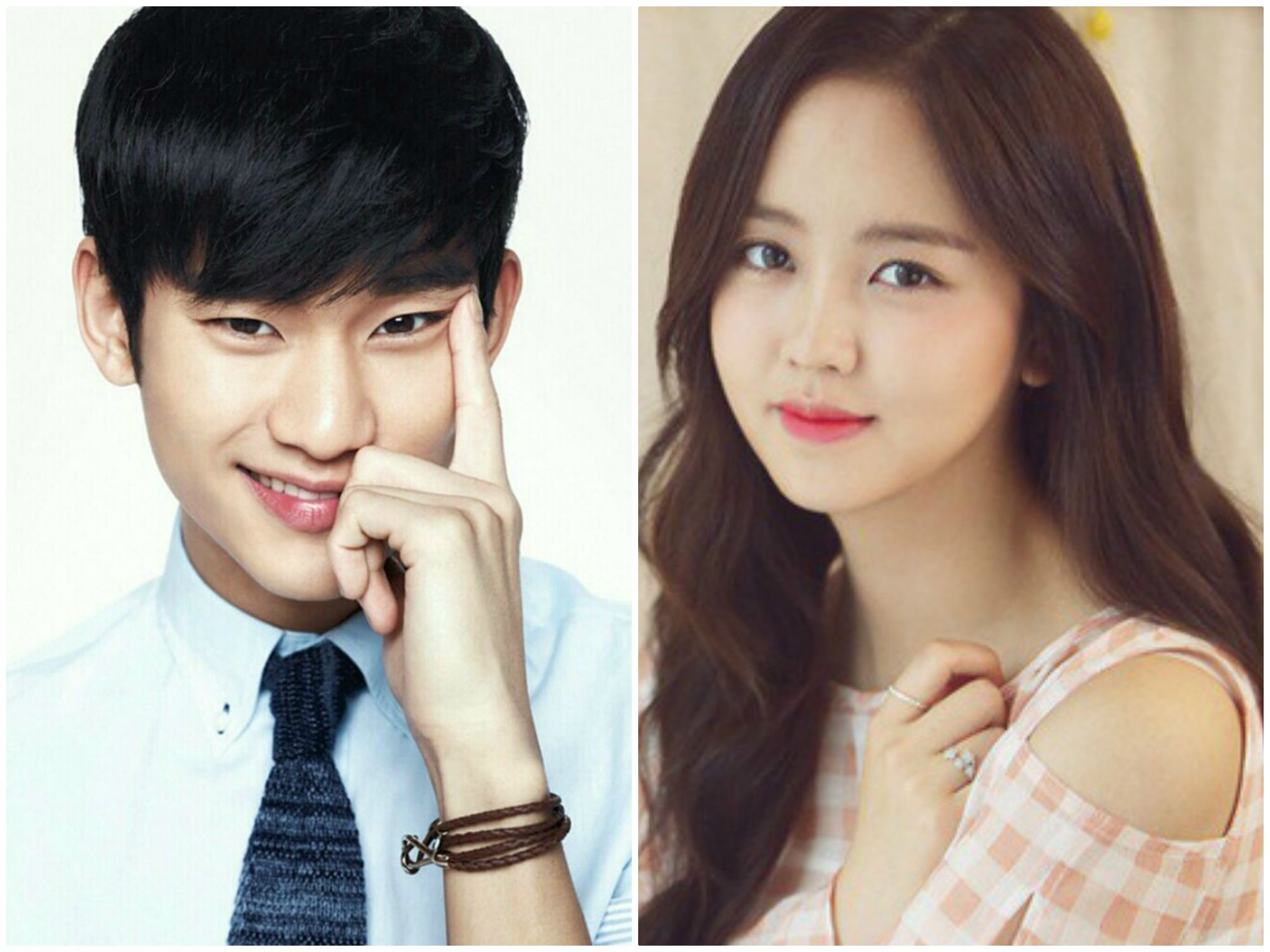 Did you get the names of actress Kim So Hyun and actor Kim Soo Hyun confused?